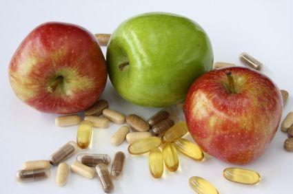 apples pills
