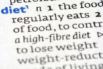 diet definition