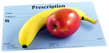 Prescription Healthy Food
