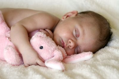 cute, sleeping baby