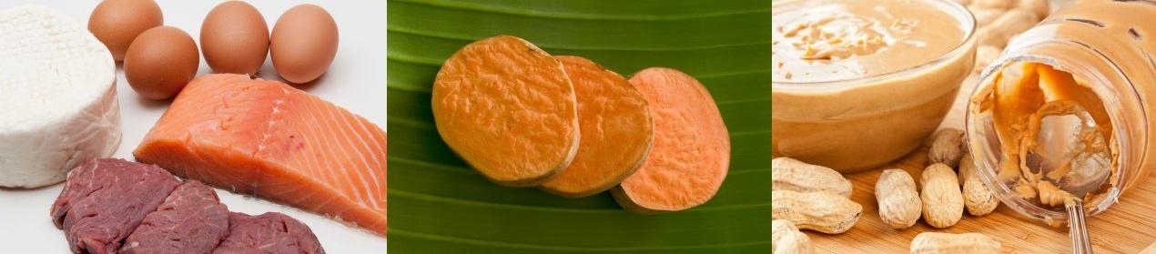 Niacin foods