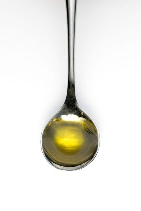 Oil in Teaspoon