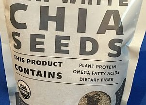 chia seed package