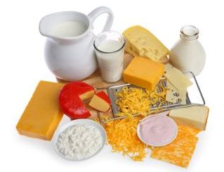pregnancy and healthy eating dairy products