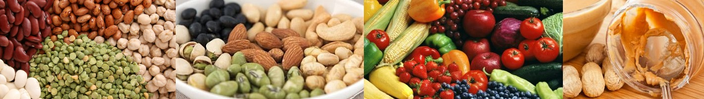 Vegetable protein sources