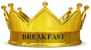 Breakfast Is King